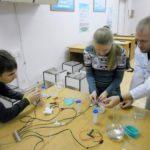 Практическое занятие на тему «электролиз и влияние тока на химические соединения»