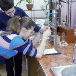 Определение кислотности молока методом кислотно-основного титрования